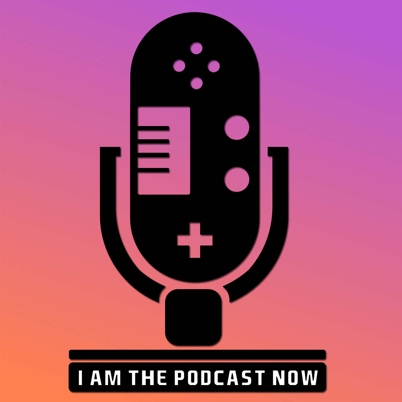I Am The Podcast Now